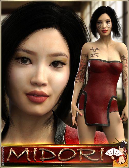 EJ Midori for Genesis 8 Female