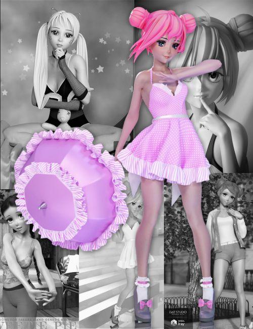 Sakura 8 Starter Bundle