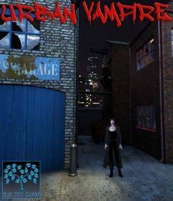 Urban Vampire for Poser