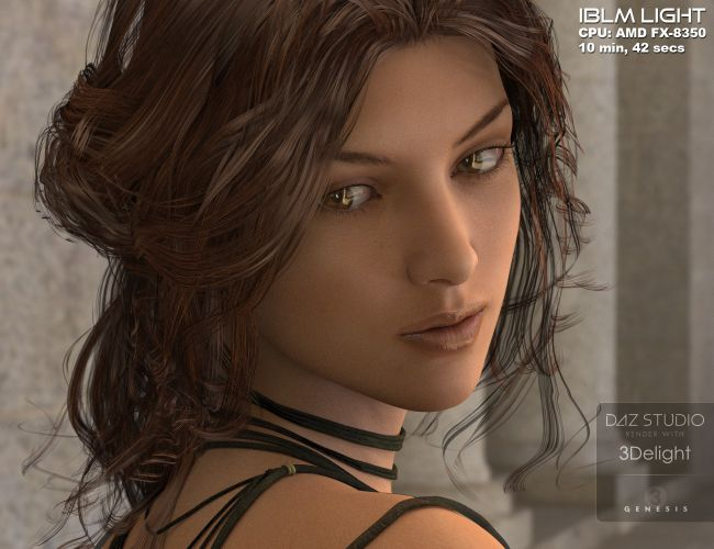 IBL Master For Daz Studio