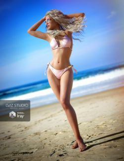 UltraHD IRAY HDRI With DOF- Sunny Beaches Pack 1
