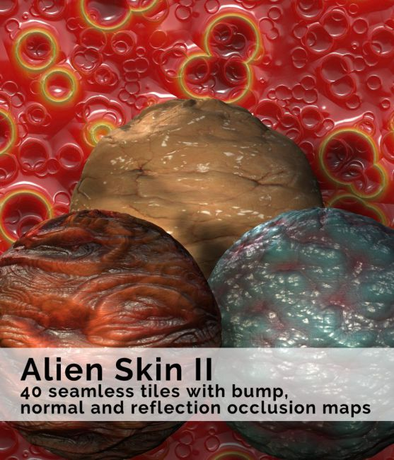 STG Alien Skin II