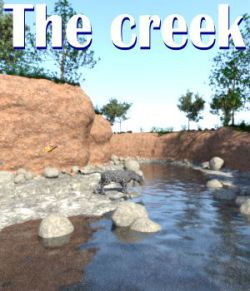The creek DAZ