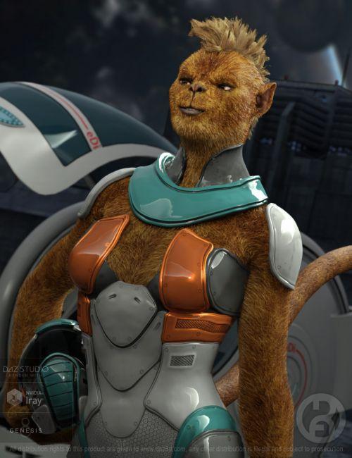 Cat World for Genesis 8 Female(s)