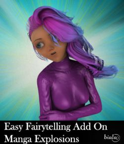 Manga Explosions Easy Fairytelling Dust Add On