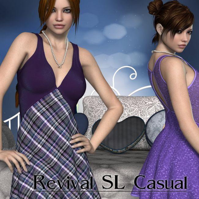 Revival for SL Casual V4_Poser