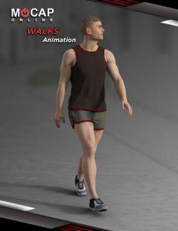 Walks Animation Collection- Michael 8