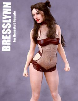 EP3A Bresslynn for Genesis 8 Female