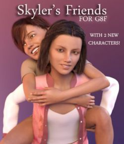 Skyler's Friends for G8F