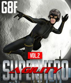 SuperHero Agility for G8F Volume 2