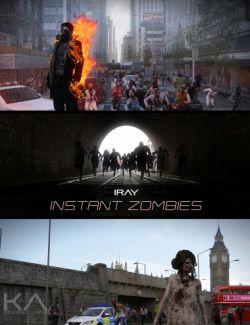 Iray Instant Zombies