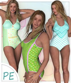 Bathingsuit for Project Evolution- Poser