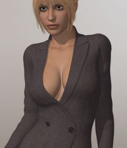 Overcoat I for V4A4G4S4Elite and Poser