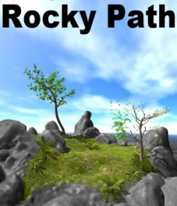 Rocky Path Poser