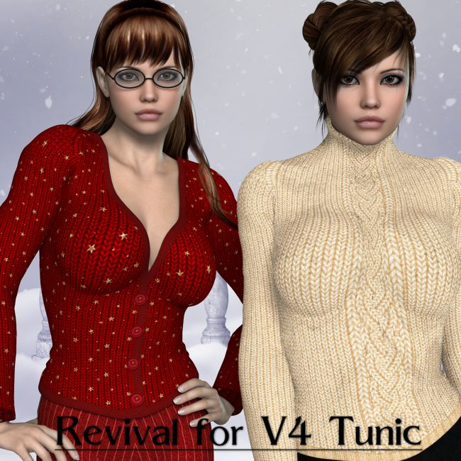 Revival for V4 Tunic_Poser