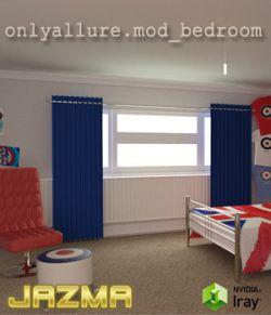 onlyallure mod bedroom