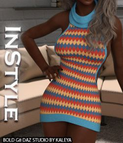 InStyle - Bold G8 Daz Studio
