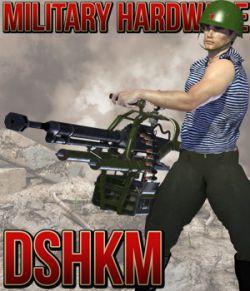 Military Hardware- DShKM