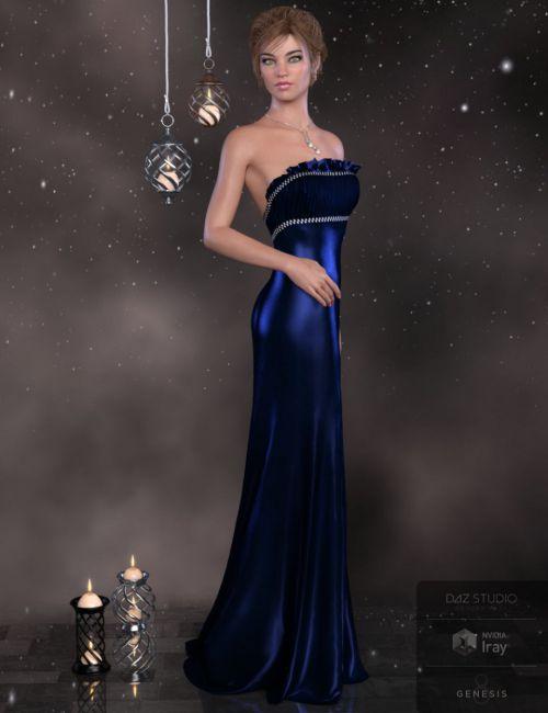 dForce Sophisticated Elegance for Genesis 8 Female(s)