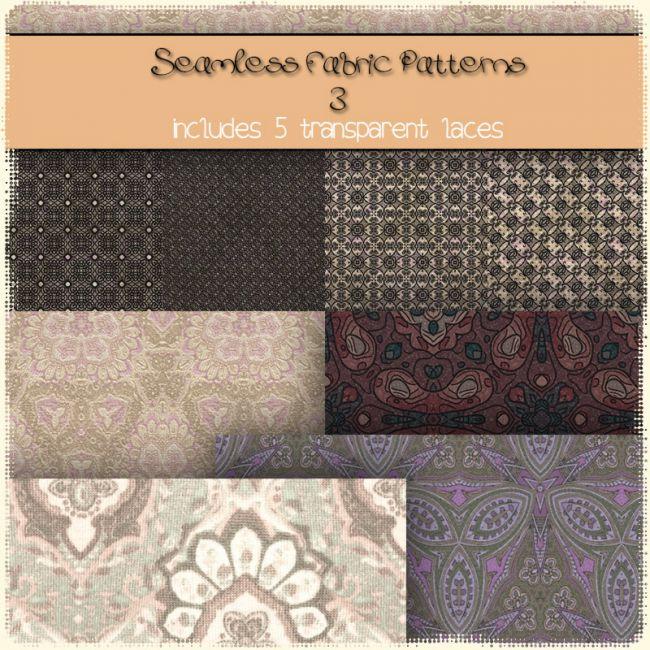 Seamless Fabric Patterns 3