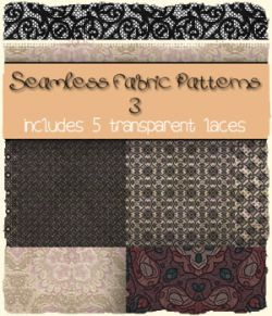 Seamless Fabric Patterns 3