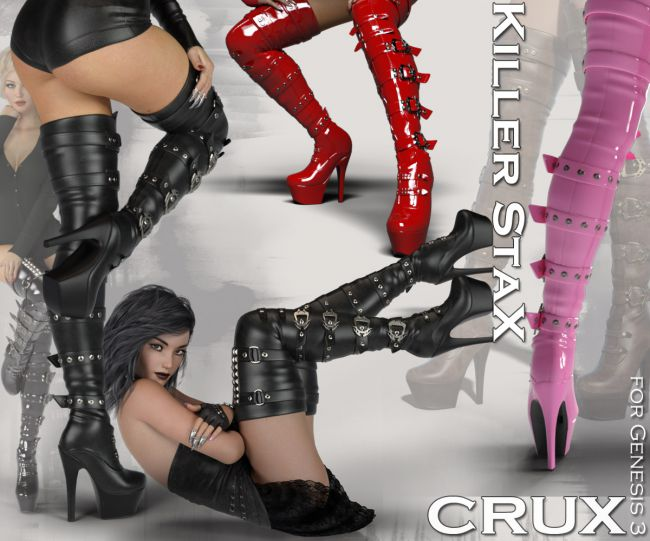 CruX Killer StaX