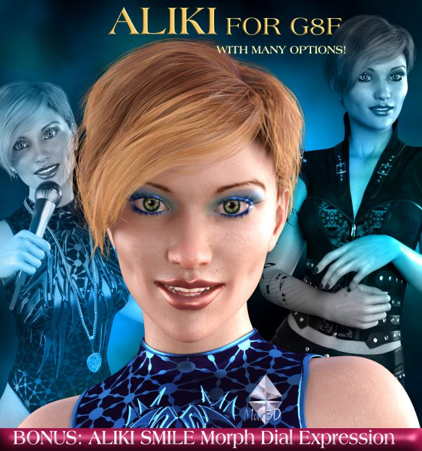 ALIKI for G8F