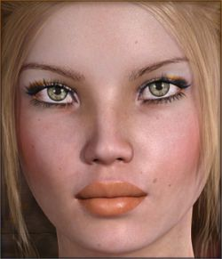 TDT-Samantha for Genesis 3 Female