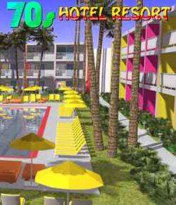 70s Hotel Resort
