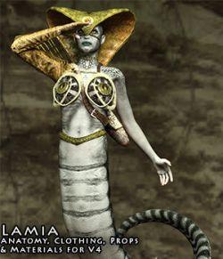Lamia for V4