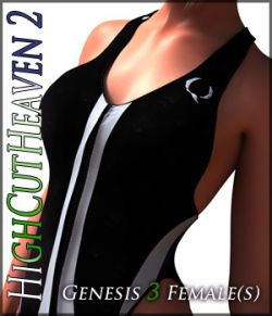 HighCutHeaven2 for Genesis 3 Females