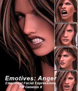 Emotives Angry