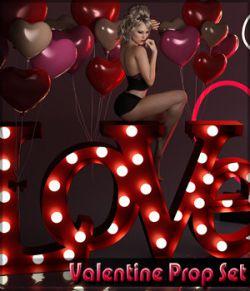 SVs Valentine Prop Set