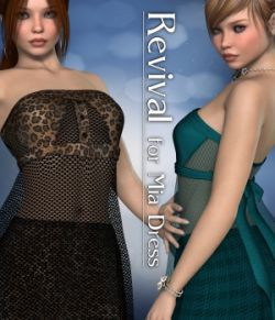 Revival for Mia Dress V4_Poser