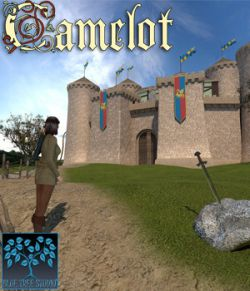 Camelot for Poser