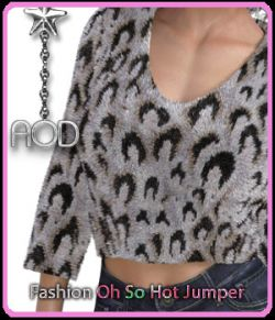 Fashion: Oh So Hot Jumper for G3 and G8 Females