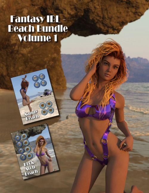 Fantasy IBL - Beach Bundle HDRI Volume 1