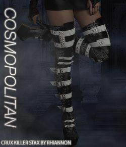 COSMOPOLITAN- CruX Killer StaX