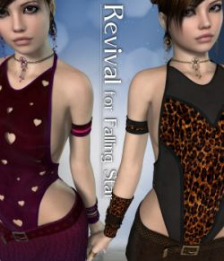 Revival for Falling Star V4_Poser