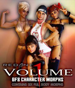 RedAnt GF8 Character Morph Volume One