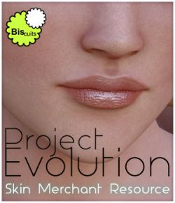 Biscuits Project Evolution PE Skin Merchant Resource