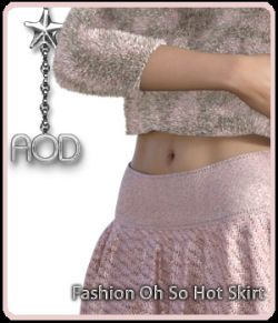 Fashion: Oh So Hot Skirt for G3 and G8 Females