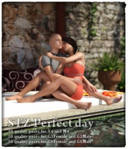STZ Perfect Day Poses
