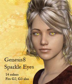 G8 Sparkle Eyes