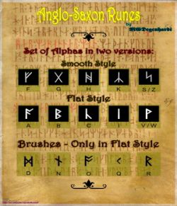 Anglo-Saxonic Runes