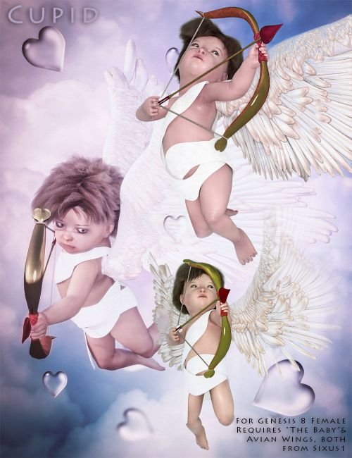 Cupid for Sixus1s Genesis 8 Baby