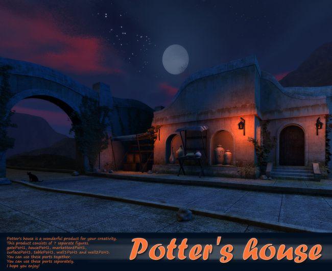 Potter's house