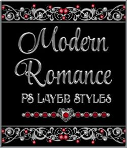 A Modern Romance PS Layer Styles