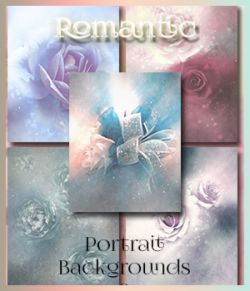 Romantic Portrait Backgrounds 2