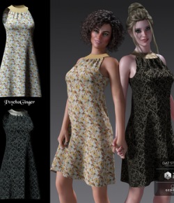 Versatility for Easy Going Dress - G8F